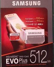 Samsung EVO Plus MB-MC512GA - 512