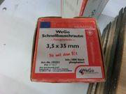 Schnellbauschraube 3 5x35 mm 1000