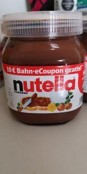 Nutella 450 Gramm Glas