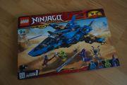 LEGO 70668 - NINJAGO Jays Donner-Jet - NEU