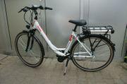 E-Bike Citybike Telefunken Pedelec 28