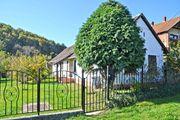 Echtes ungarisches Bauernhaus am West-Ungarn
