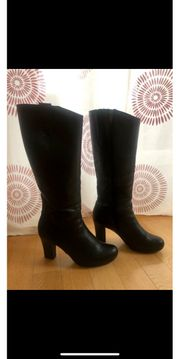 Tamaris Stiefel schwarz Gr 36