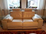 Relax Sofa mit Sessel und