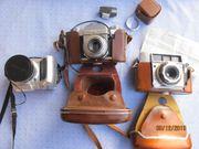 Fotokamera Carl Zeiss Tessar Contaflex