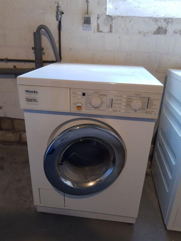 Waschtrockner Miele WT 945 S