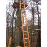 Holzleiter - Länge ca 3 4
