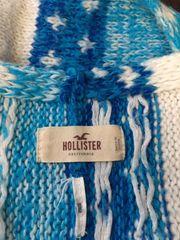 hollister loopschal blau