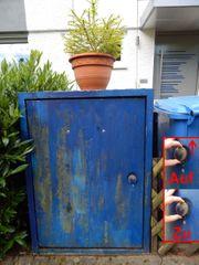 Mülltonnenbox Mülltonnenhäuschen aus Waschbeton u