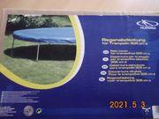 HUDORA Regenabdeckung für Trampolin 305