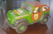 Playmobil Jeep Wrangler Wildhüter Ranger