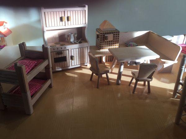 Puppenhaus - Möbel