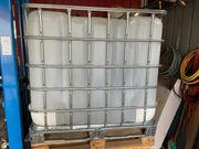1000 Liter Tank Lebensmittelecht