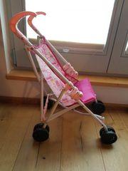 Buggy Puppenwagen ohne Zubehör
