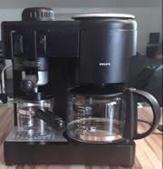 Krups Kaffeemaschine automat 987 ESPRESSOCAFEPRESSOLUXE