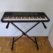 Keyboard Jamaha PSR 70 mit