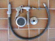 Werkzeug Sandstrahlpistole
