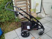 Kinderwagen Brio GO inklusive Buggyaufsatz