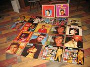 LP Sammlung Elvis Presl 29
