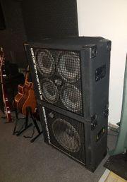Gallien-Krueger 410RBH und 115RBH Bass