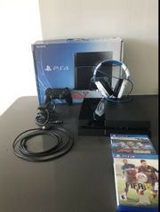 SONY PS4 PlayStation 4