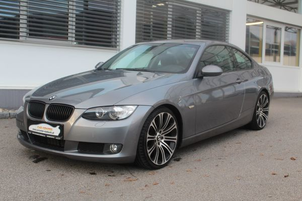 BMW 320d Coupe Österreich-Paket