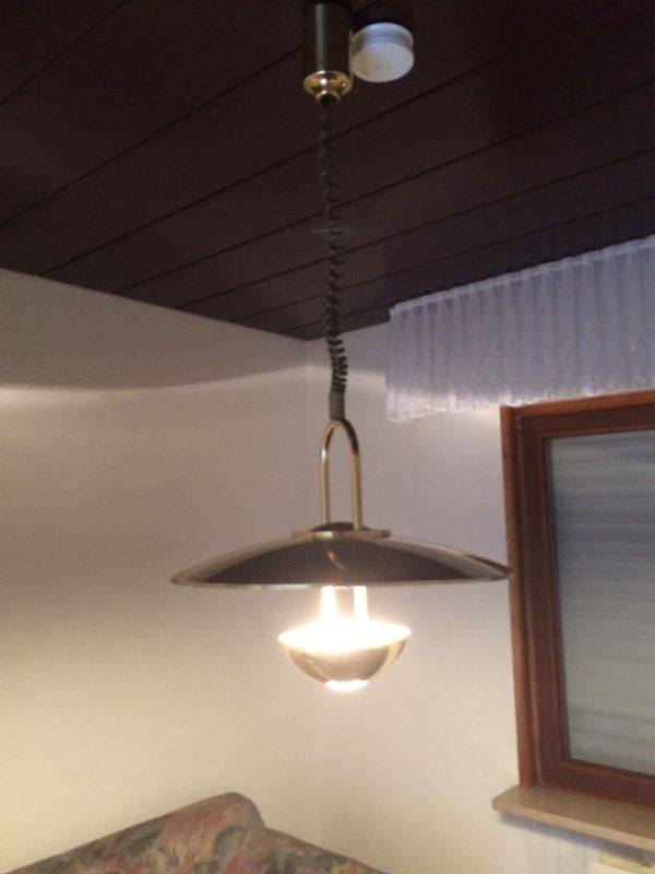 Leuchte Lampe für Esszimmer Wohnzimmer Vintage höhenverstellbar in ...