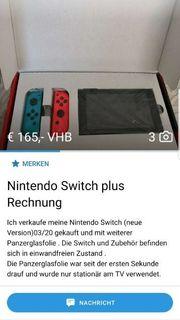 Nintendo Switch Betrüger