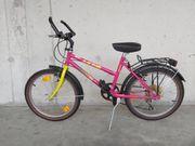 verkaufe Fahrrad 20 zoll