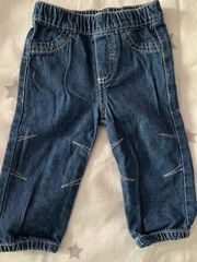 Jeans Hosen Größe 74