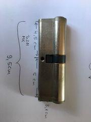 2 WILKA Doppelzylinder asymmetrisch