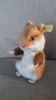 Steiff Hamster Goldy Nr 2155