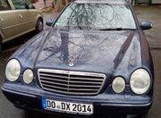 Mercedes E240 Kombi