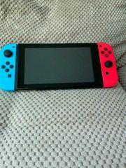 Nintendo Switch 4 games case