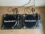 Technics SL-1210MK2 Turntable - Black DJ