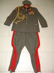 Uniform Paradeuniform General NVA MfS