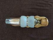 Wandlampe mit Zugschalter