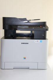 Farblaserdrucker Multifunktionsgerät 4 in 1