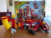 LEGO DUPLO Feuerwehrstation