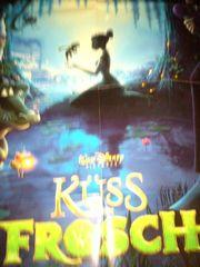 Weihnachtsplakat Disney Kino Plakat 2009