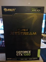 GTX 1080 PALIT Super Jetstream
