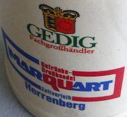 GEDIG 0 5 l Bierkrug