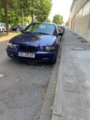 BMW e46 316 ti