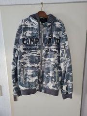 Camp David Camouflage Jacke XXL