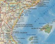 Urlaubsreise nach Spanien mit privater