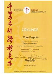 Qigong Kurs mit Herz und