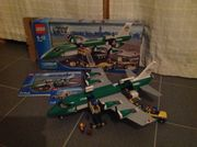 LEGO 7734 CITY CARGO FLIEGER