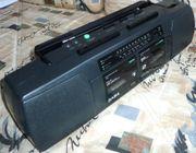 Doppel Cassettenrecorder - SABA - RCR 575