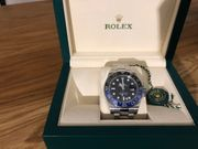 Rolex Gmt 2 116710 BLNR