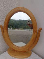 Spiegel Standspiegel oval